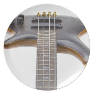 Electric Bass Guitar Plates