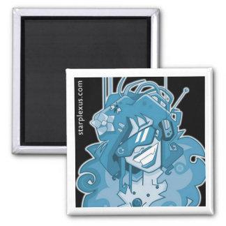 electric blue magnet