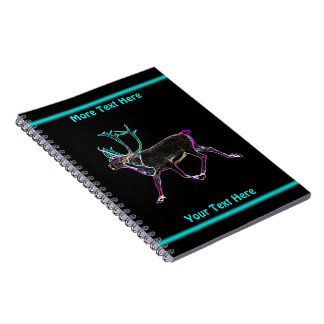 Electric Caribou Notebook