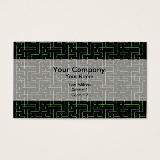 Electric Circuit Business Card