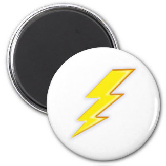 Electric + Company! 6 Cm Round Magnet