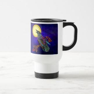Electric Crow Mug