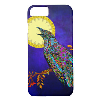 Electric Crow Phone Case