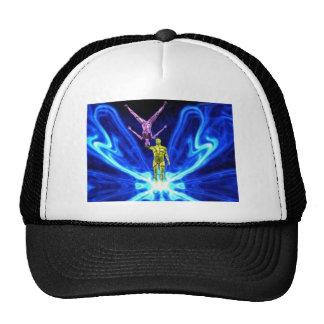 Electric dance cap