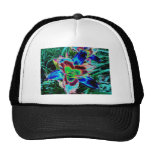 Electric Daylily Hats