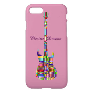 Electric Dreams iPhone 8/7 Case