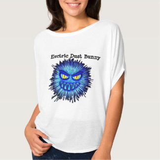 Electric Dust Bunny lazy Halloween Costume Shirts