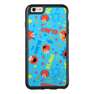 Electric Elmo Pattern OtterBox iPhone 6/6s Plus Case