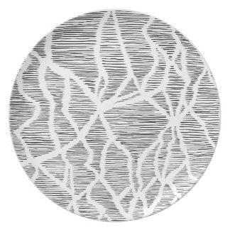 Electric flow plates