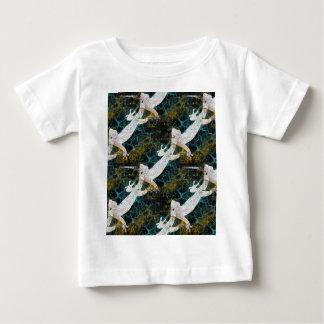 Electric Gecko Pop Art Baby T-Shirt