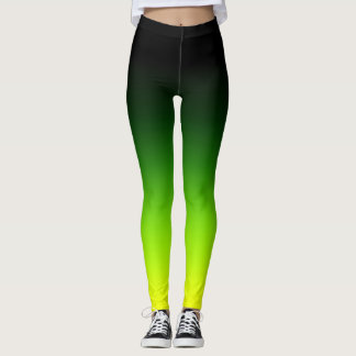 Electric Green Leggings