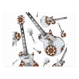 Electric Guitar 06.jpg Postcard