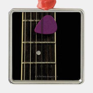 Electric Guitar 10 Christmas Ornament