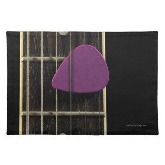 Electric Guitar 10 Placemat