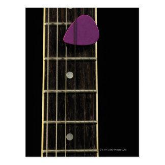 Electric Guitar 10 Post Card