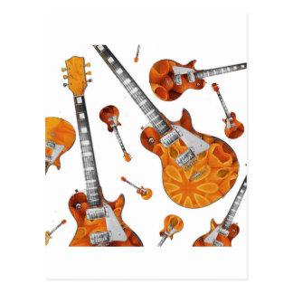 Electric Guitar 11.jpg Postcard
