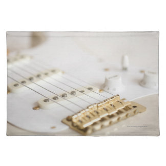 Electric Guitar 11 Placemat
