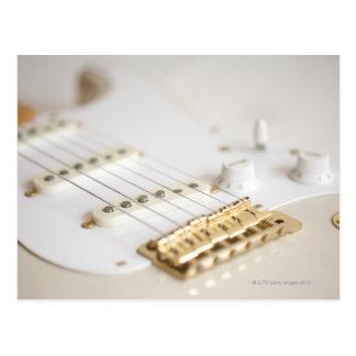 Electric Guitar 11 Postcard