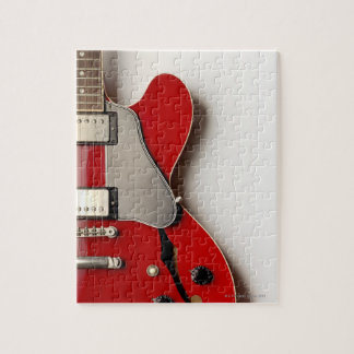 Electric Guitar 12 Jigsaw Puzzle