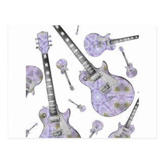 Electric Guitar 15 jpg Post Card