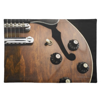 Electric Guitar 3 Placemat