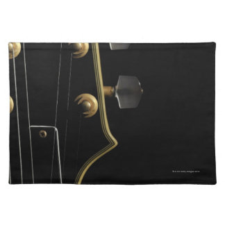 Electric Guitar 5 Placemat