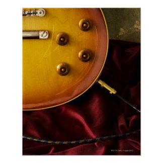 Electric Guitar 6 Posters