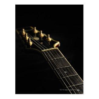 Electric Guitar 7 Postcard