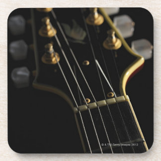 Electric Guitar 8 Beverage Coaster