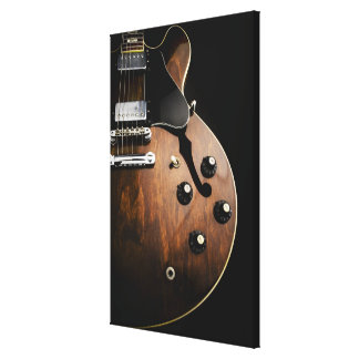 Electric Guitar 8 Canvas Print