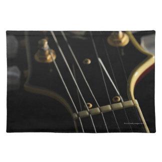 Electric Guitar 8 Placemat
