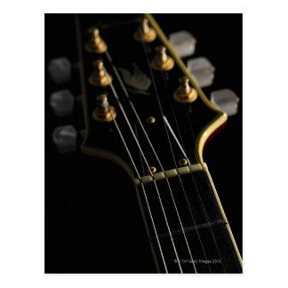 Electric Guitar 8 Postcards