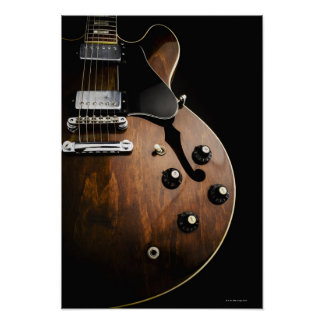 Electric Guitar 8 Poster