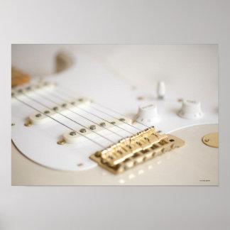 Electric Guitar 9 Poster