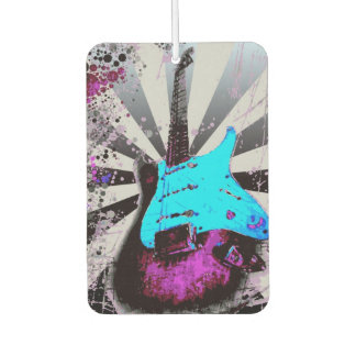 Electric Guitar Air Freshener