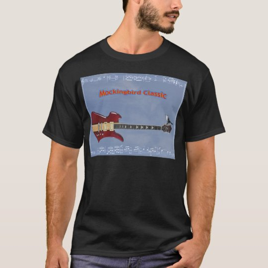 electric guitar bc rich T-Shirt