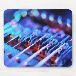 Electric Guitar Bridge Mouse Mat
