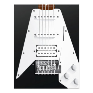 Electric Guitar Custom Announcements