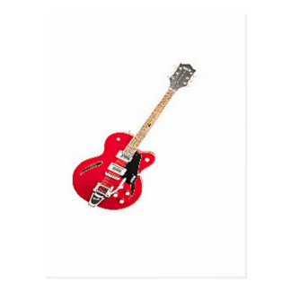 """""""Electric Guitar"""" design gifts and products Postcards"""
