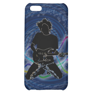electric guitar Groovy Pern 4 casing iPhone 5C Covers