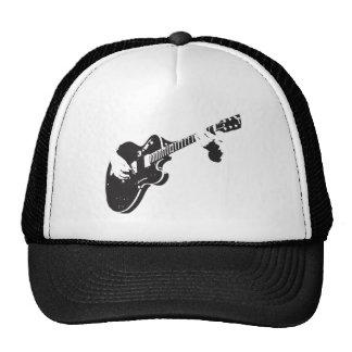 Electric Guitar Hat