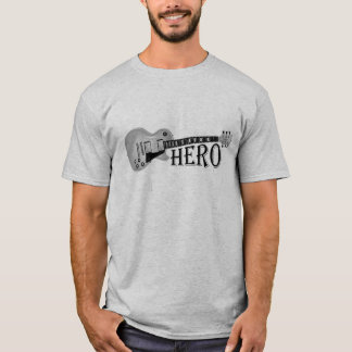 Electric Guitar Hero T-Shirt