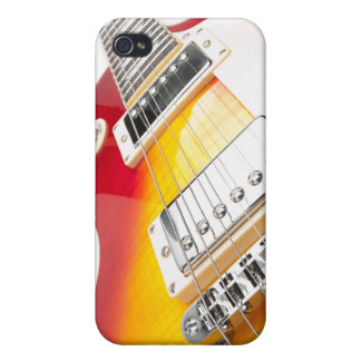 Electric guitar iPhone 4/4S Case