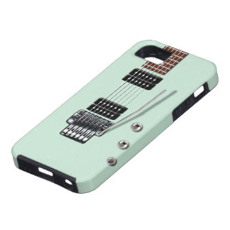 Electric Guitar iPhone 5 Case