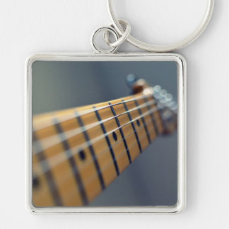 Electric Guitar Key Ring