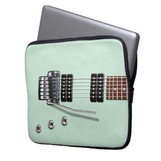 Electric Guitar Laptop Sleeve