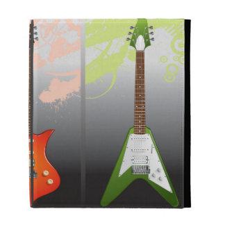 Electric Guitar Lovers Dream iPad Case