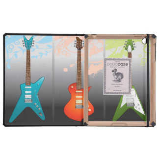 Electric Guitar Lovers Dream Case For iPad