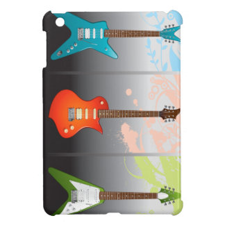 Electric Guitar Lovers Dream Cover For The iPad Mini