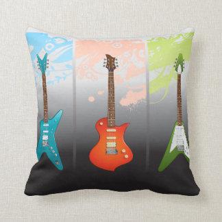 Electric Guitar Lovers Dream Cushion